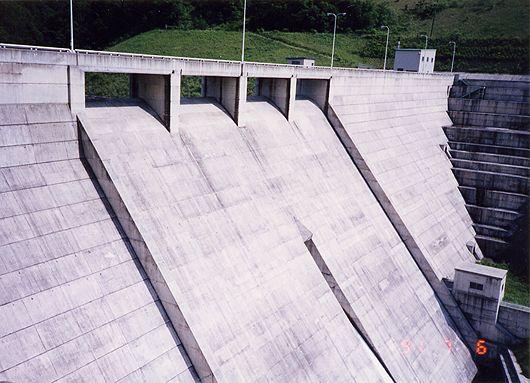 長野県-古谷ダム